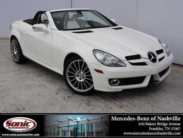 Mercedes-Benz SLK-Class 2010 $15481.00 incacar.com