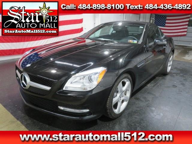 Mercedes-Benz SLK-Class 2012 $21995.00 incacar.com