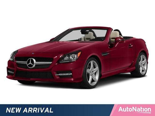 Mercedes-Benz SLK-Class 2016 $31876.00 incacar.com