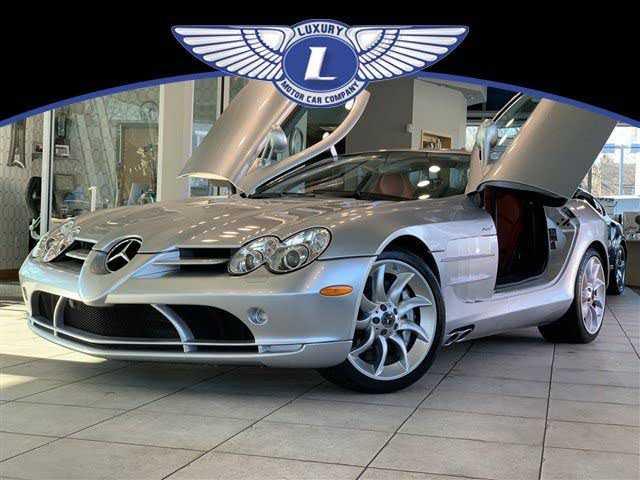 Mercedes-Benz SLR-Class 2006 $285888.00 incacar.com