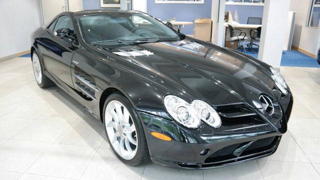 Mercedes-Benz SLR-Class 2006 $338881.00 incacar.com