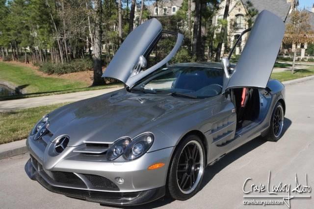 Mercedes-Benz SLR-Class 2007 $695750.00 incacar.com