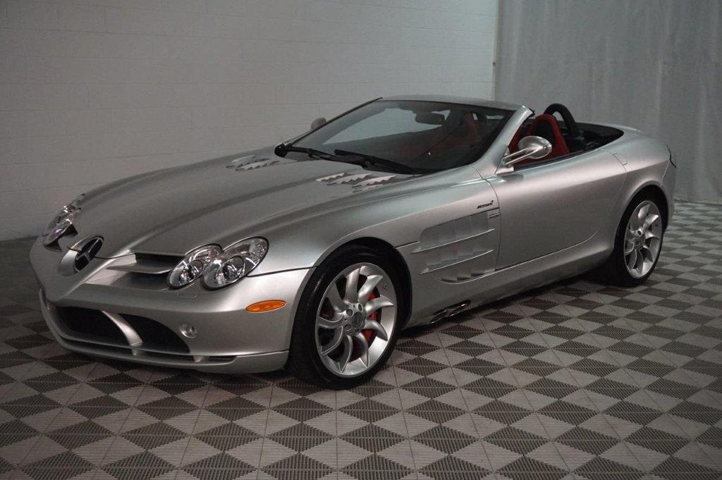 Mercedes-Benz SLR-Class 2008 $335000.00 incacar.com