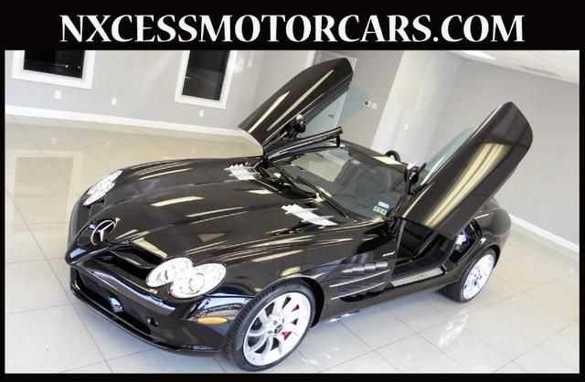 Mercedes-Benz SLR-Class 2008 $299888.00 incacar.com