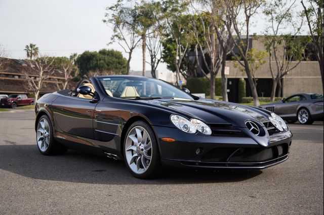 Mercedes-Benz SLR-Class 2008 $399000.00 incacar.com