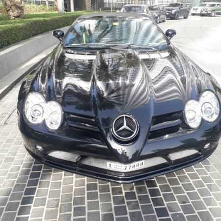 Mercedes-Benz SLR-Class 2009 $329995.00 incacar.com