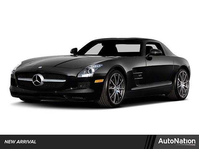 Mercedes-Benz SLS AMG 2011 $127500.00 incacar.com