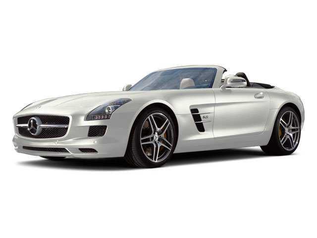 Mercedes-Benz SLS AMG 2012 $124900.00 incacar.com