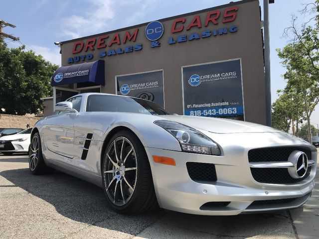 Mercedes-Benz SLS AMG 2012 $139995.00 incacar.com