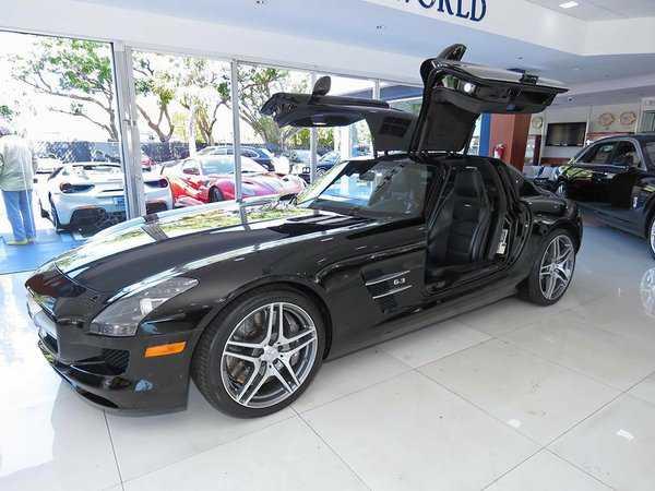 Mercedes-Benz SLS AMG 2012 $175000.00 incacar.com