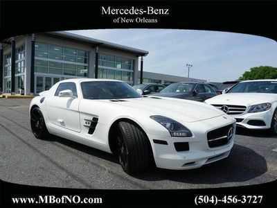 Mercedes-Benz SLS AMG 2012 $159995.00 incacar.com