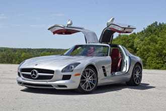 Mercedes-Benz SLS AMG 2012 $136124.00 incacar.com