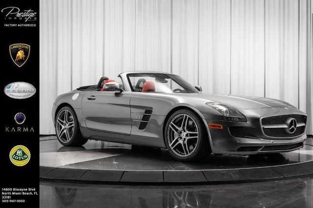 Mercedes-Benz SLS AMG 2012 $159950.00 incacar.com