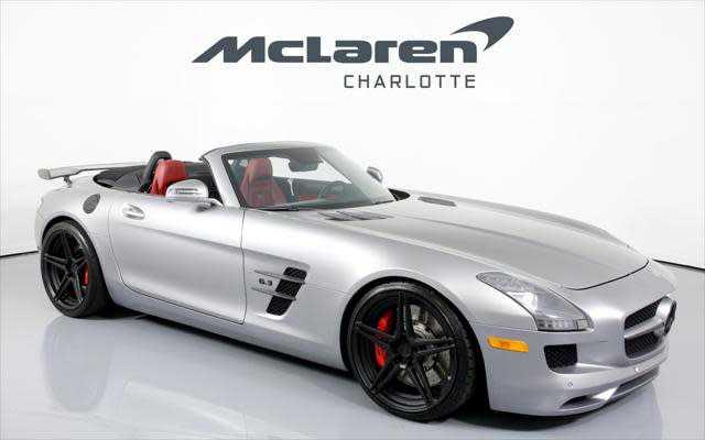 Mercedes-Benz SLS AMG 2012 $129996.00 incacar.com