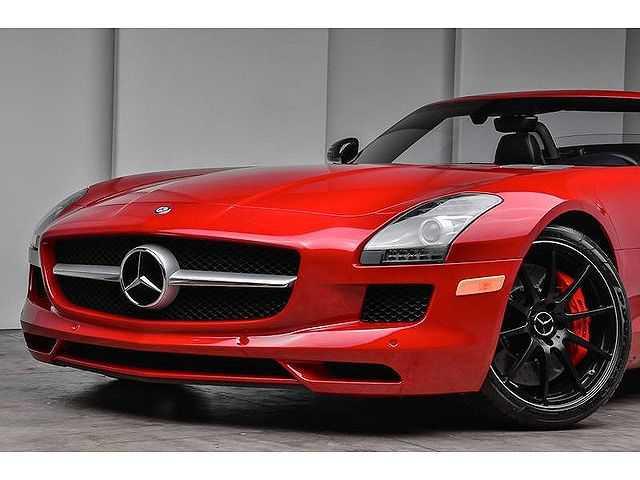Mercedes-Benz SLS AMG 2012 $124870.00 incacar.com