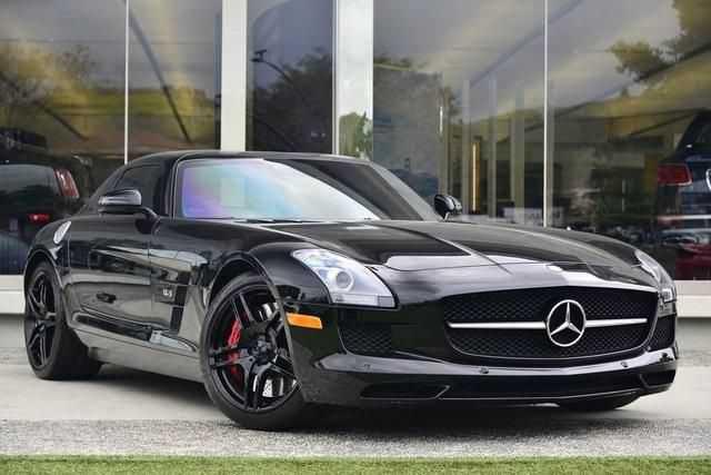 Mercedes-Benz SLS AMG 2013 $218588.00 incacar.com