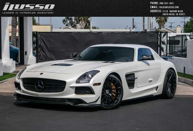 Mercedes-Benz SLS AMG 2014 $459899.00 incacar.com