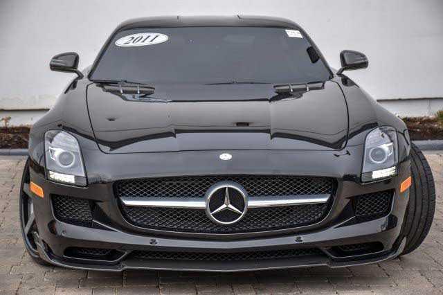 Mercedes-Benz SLS-Class 2011 $169880.00 incacar.com