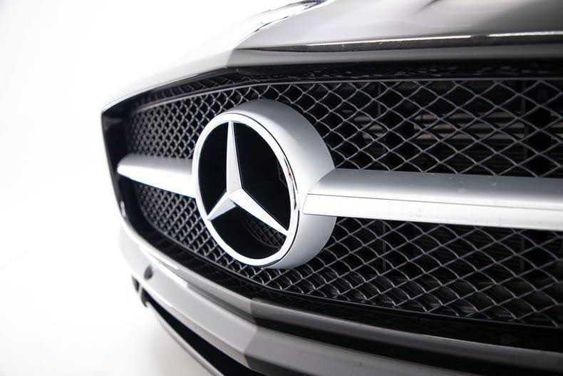 used Mercedes-Benz SLS-Class 2011 vin: WDDRJ7HA7BA005810