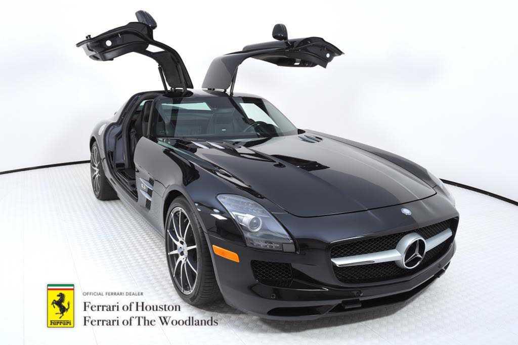 Mercedes-Benz SLS-Class 2011 $149995.00 incacar.com