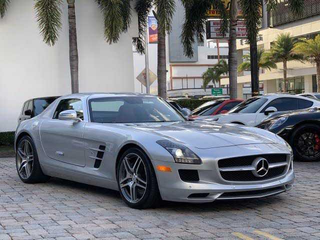 Mercedes-Benz SLS-Class 2011 $159800.00 incacar.com