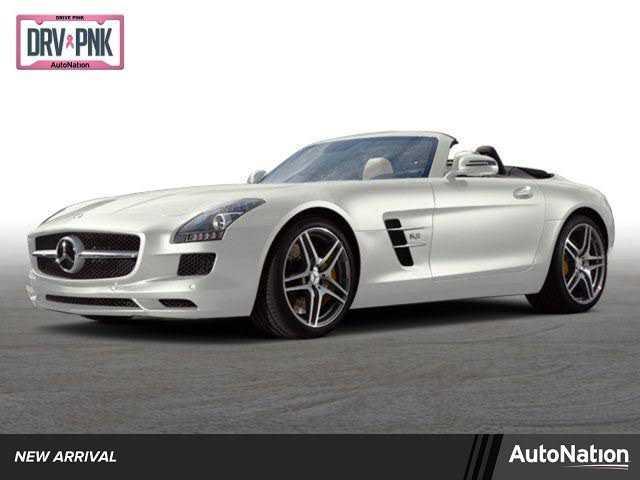Mercedes-Benz SLS-Class 2012 $126899.00 incacar.com