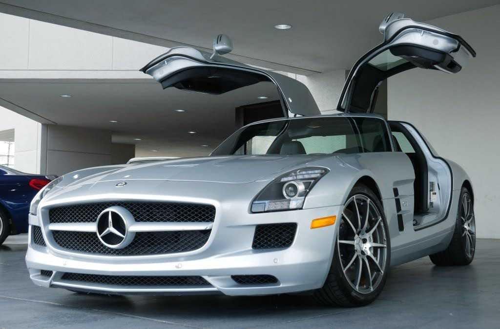 Mercedes-Benz SLS-Class 2012 $169900.00 incacar.com
