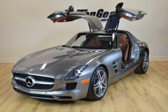 Mercedes-Benz SLS-Class 2012 $189888.00 incacar.com