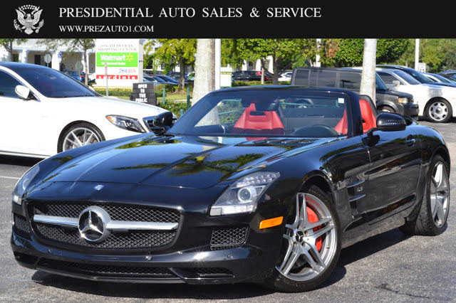 Mercedes-Benz SLS-Class 2012 $120000.00 incacar.com