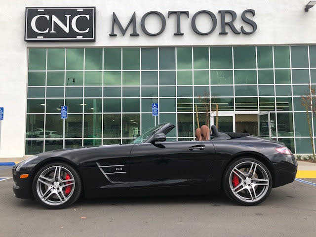 Mercedes-Benz SLS-Class 2012 $124999.00 incacar.com