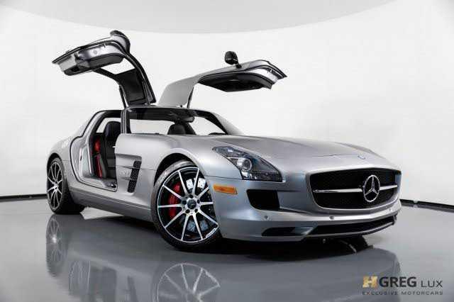 Mercedes-Benz SLS-Class 2014 $289000.00 incacar.com