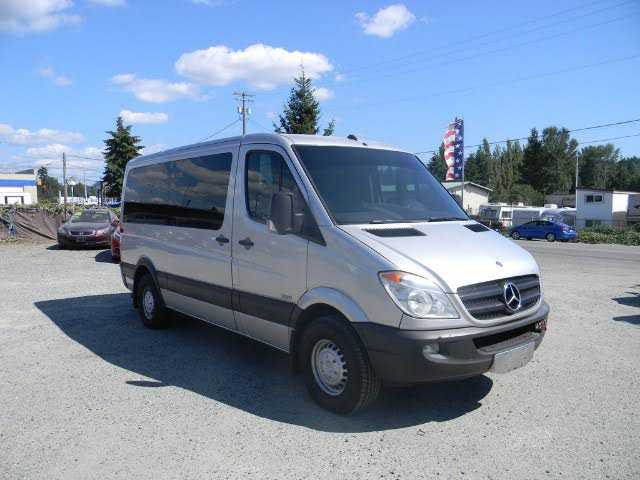 Mercedes-Benz Sprinter 2010 $17950.00 incacar.com
