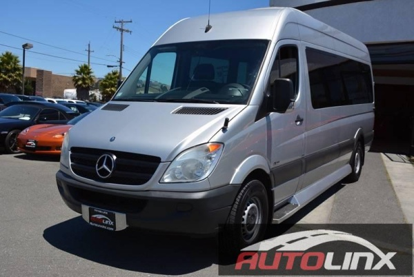 Mercedes-Benz Sprinter 2011 $42998.00 incacar.com