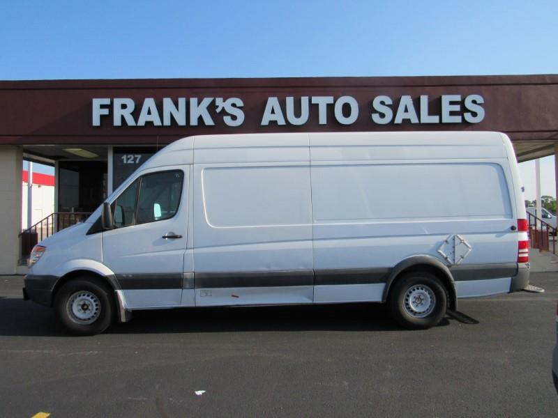 used Mercedes-Benz Sprinter 2011 vin: WD3PE8CB2B5572165