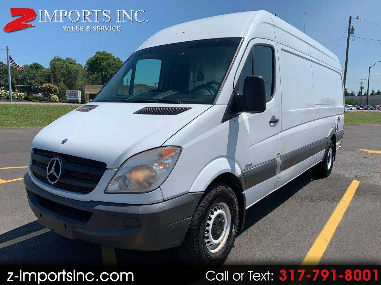 Mercedes-Benz Sprinter 2012 $12995.00 incacar.com