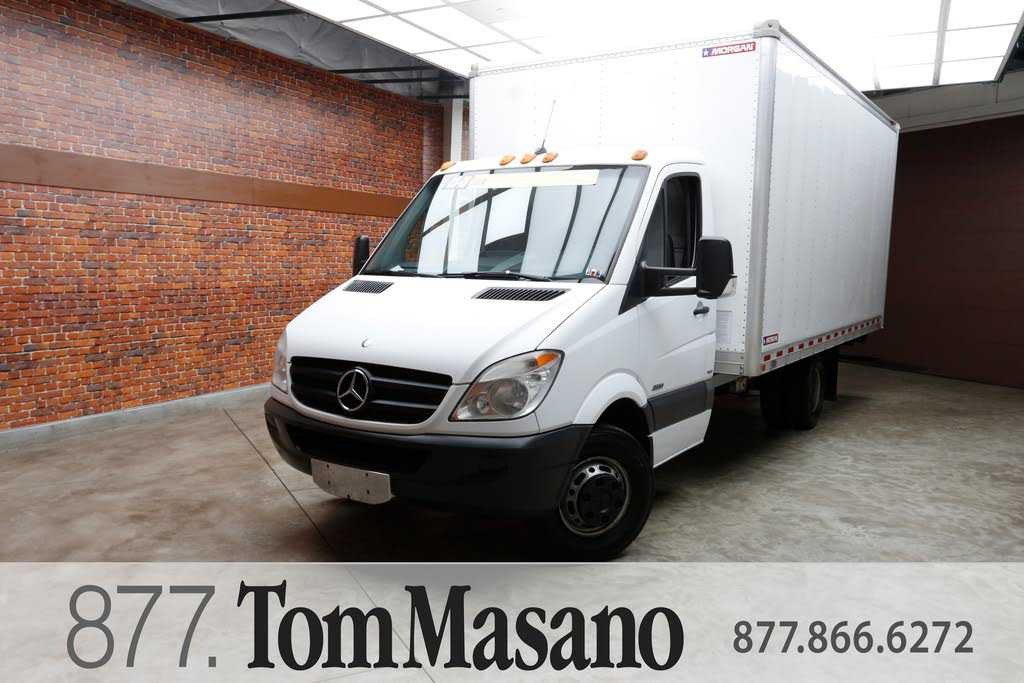 Mercedes-Benz Sprinter 2012 $16872.00 incacar.com