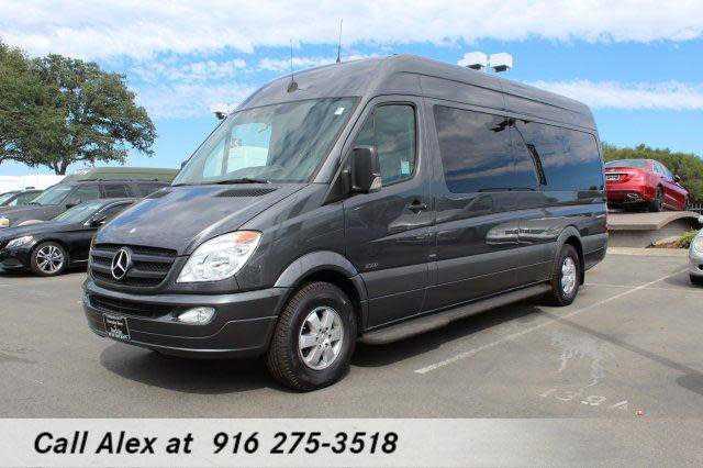 Mercedes-Benz Sprinter 2012 $184799.00 incacar.com
