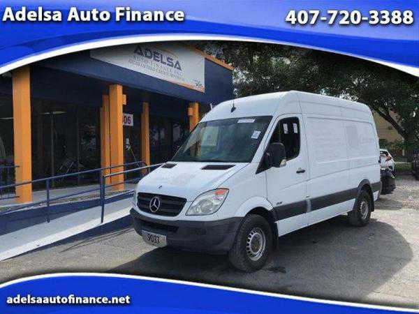 Mercedes-Benz Sprinter 2013 $16995.00 incacar.com