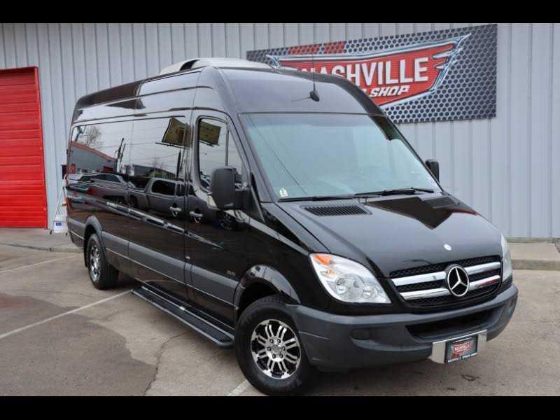 Mercedes-Benz Sprinter 2013 $69999.00 incacar.com
