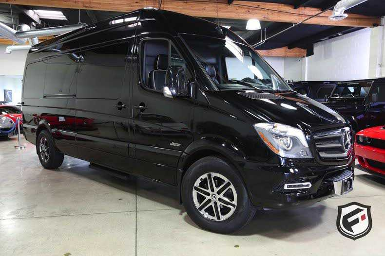 Mercedes-Benz Sprinter 2014 $148950.00 incacar.com