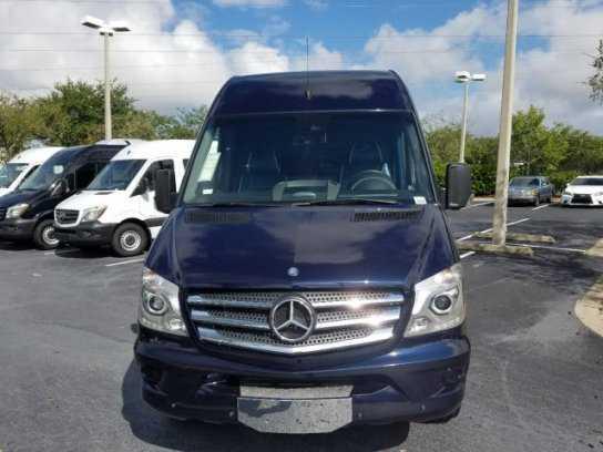 Mercedes-Benz Sprinter 2014 $67998.00 incacar.com