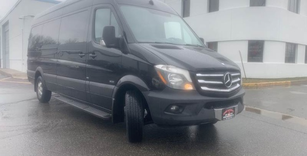 Mercedes-Benz Sprinter 2014 $23999.00 incacar.com