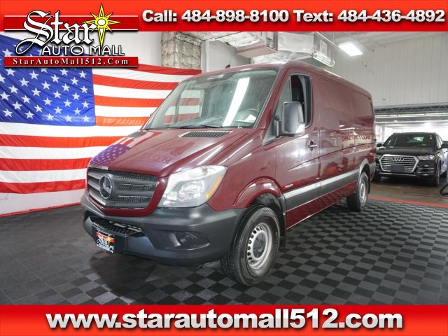 Mercedes-Benz Sprinter 2016 $30222.00 incacar.com