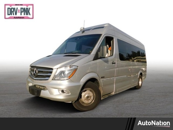 Mercedes-Benz Sprinter 2017 $116950.00 incacar.com