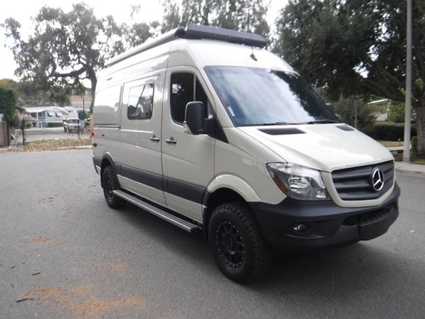 Mercedes-Benz Sprinter 2018 $119995.00 incacar.com