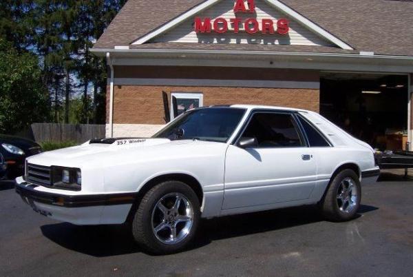 Mercury Capri 1983 $10000.00 incacar.com