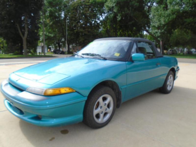 Mercury Capri 1994 $3995.00 incacar.com