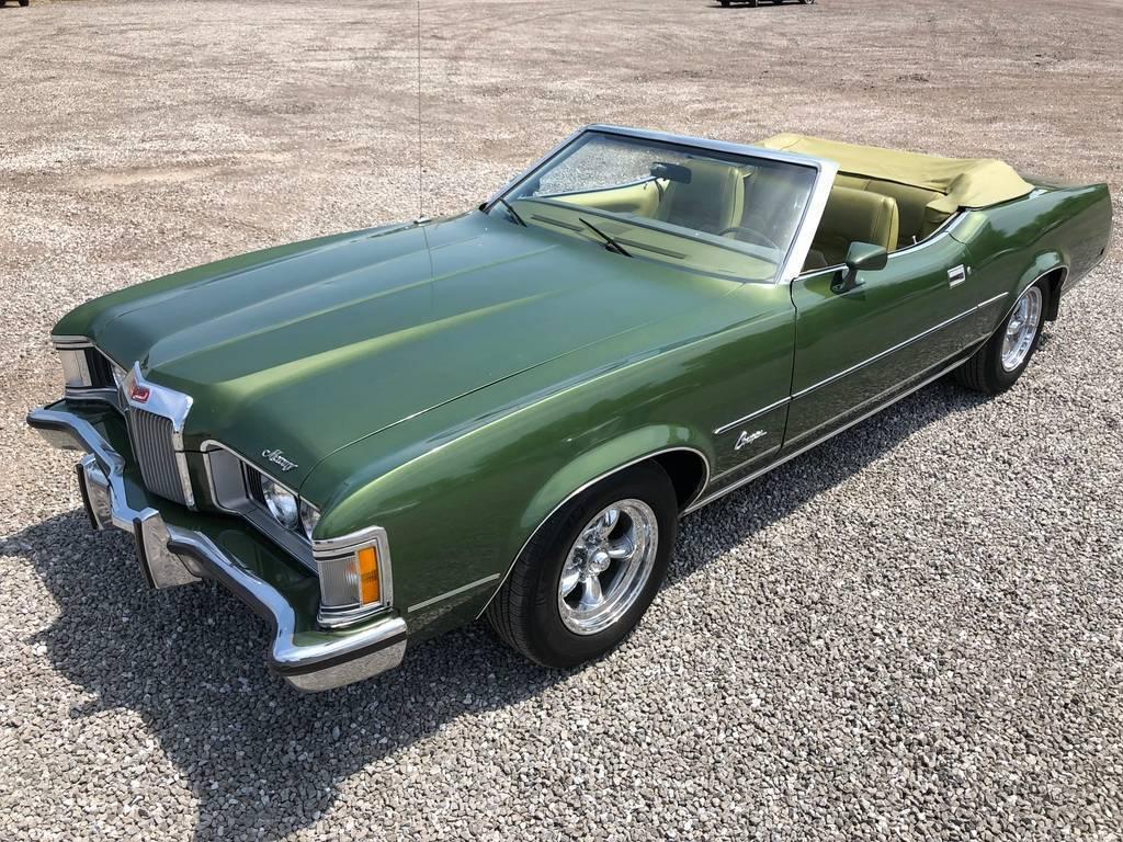 Mercury Cougar 1973 $14900.00 incacar.com