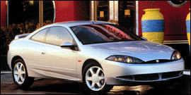 Mercury Cougar 1999 $1200.00 incacar.com