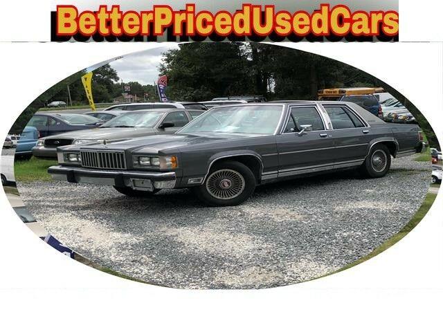 Mercury Grand Marquis 1986 $3495.00 incacar.com